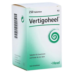 HEEL Vertigoheel 250 Tablets Homeopathic Remedies