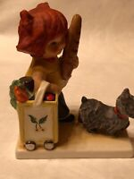 "Goebel W. Charlot BYJ53 Figurine ""Little Shopper"" 1967,preowned"