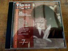 RARE ELVIS PRESLEY CD - TIGER MAN AN ALTERNATE ANTHOLOGY VOL.7 - SHAKE RECORDS