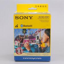 SONY ECM-HW1 Bluetooth Wireless Microphone for HDR-SR1 UX1 DCR-SR60 SR80 SR100