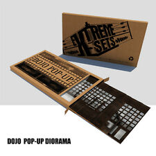 Extreme Sets Martial Arts DOJO Pop-Up Diorama Environment  for 1/12 scale