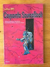 Justifiers RPG-corporativo libro de consulta-Gideon-starchilde publicaciones 1989