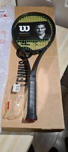 Wilson Pro Staff 97 V13 Grip 4; 4 1/2; 315g Racket RRP £270