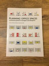 Planning Office Space by Yuri Martens, Juriaan Van Meel, Herman Jan Van Ree Book