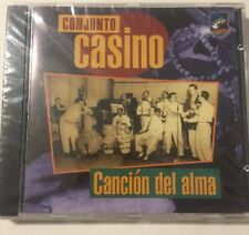 CONJUNTO CASINO - CANCION DEL ALMA  CD NEW & Sealed.