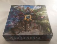 4 Gods Strategy Board Game Brand New Sealed! Asmodee **Free P&P**