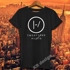 TWENTY ONE 21 PILOTS BAND T-shirt Inspired Logo Tshirt tee Unisex Kids Ladies