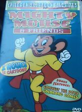 MIGHTY MOUSE & FRIENDS - Self-Titled (2003) - DVD - Animated Color Ntsc - *NEW*
