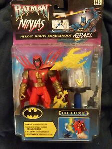BATMAN NINJAS HEROIC HEROES BONDGENOOT AZRAEL DELUXE FIGURE NOC