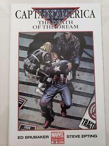 CAPTAIN AMERICA #25 (2006) MARVEL COMICS DEATH OF CAP! 2ND PRINT VARIANT COVER