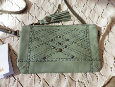 Noosa Amsterdam Oshun small bag sage green crossbody