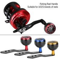 Power Baitcasting Fishing Reel Handle CNC Knob Micro Jigging Grip Replacement