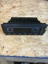 FORD F250 F350  OEM DIGITAL HEAT AND AC TEMPERATURE AUTO CLIMATE CONTROL SWITCH