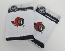 Pair of Two NHL Edmonton Oilers Wristbands National Hockey League