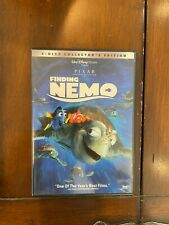 Walt Disney's Finding Nemo (Dvd, 2003, 2-Disc Set Collector's Edition