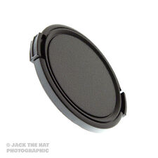 58mm Lens Cap. Pro Quality, Easy Clip-On Snap-Fit Replacement.