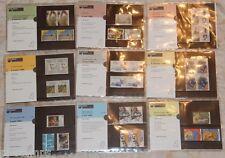 Nederland Complete jaargang 1990 PTT mapjes - 9 mapjes postprijs ƒ 23,20