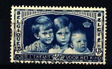 BELGIUM - BELGIO - 1935 - Beneficenza. Principini reali