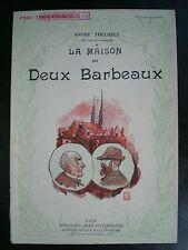 La maison des Deux Barbeaux par André Theuriet. Collection Modern-Bibliothèque