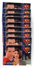 1X 1995 SUPERMAN Lois & Clark #L&C2 PROMO SAMPLE PROTOTYPE Bulk Lot available