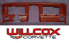 78 79 80 81 82 CORVETTE DASH PAD ASSEMBLY ALL COLORS AVAILABLE.