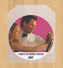 Learn to Salsa Dance DVD Video Tutorial Lessons Lose Weight Fat Loss Dancing