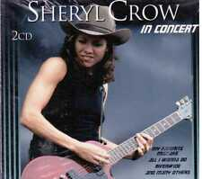 Sheryl Crow In concert 2 Cd Sigillato Sealed New