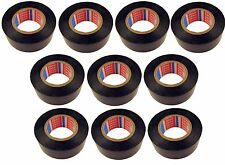 10x TESA PVC Isolierband 4252 kfz 25mm x 20m Iso Band Isoband Klebeband MwSt neu