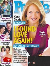 Katie Couric, Alec Baldwin, Sandra Bullock Susan Lucci September 16, 2013 People