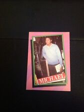 Trade Card 1984 Mjj Michael Jackson No 10 Thriller M47800