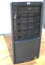 HP Server Porliant ML350 G6 Tower, 2x4 Kerne (Xeon E5520), 50 GB Arbeitsspeicher