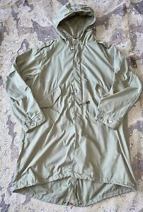 M51 parka shell Reproduction Large fitting