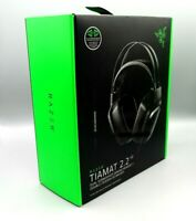 RAZER Tiamat 2.2 V2 Analog Stereo + Virtual 7.1 Surround Sound Gaming Headset