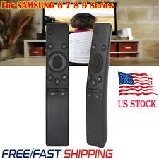 Smart Remote Control 4K Tv Hd For Samsung 6 7 8 9Series Bn59-01259B/01260A Black