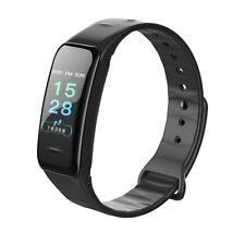 TimeTech Fitness-Tracker Schwarz Silikon Damen Herren Uhr Digital X2440004001