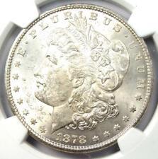 1878-CC Morgan Silver Dollar $1 Carson City Coin - NGC MS62 (BU UNC) - Rare!