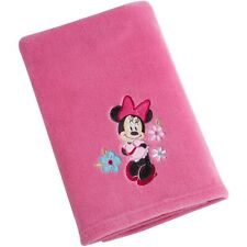 Disney Baby Minnie Mouse Soft Baby Blanket