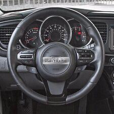 OEM Leather Steering Wheel Handle Remote Control Kit for KIA 2014 2015 Optima K5