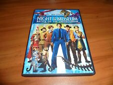 Night at the Museum 2: Battle of the Smithsonian (DVD, Widescreen 2009) Used