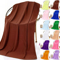 Outdoor Travel Camping Microfiber Quick-Drying Towel Shower Beach Hiking Caving