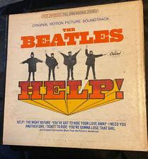 THE BEATLES HELP! Original Soundtrack Capitol SMAS 2386 Stereo LENNON MCCARTNEY