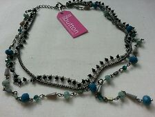 BNWT One Button Necklace RRP £ 32.00