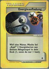 Pokemon Tarjeta Raro Antiguo Trading Expedition Núm 147/165 Energieaufladung