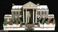 GRACELAND CHRISTMAS FM004 ELVIS HOME DECORATED FOR CHRISTMAS SHELIA'S