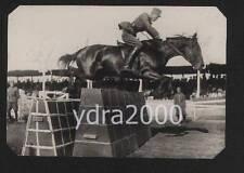 GREECE ATHENS PEDION AREOS  ARMY MILITARY HORSE RACE-SHOW ORIGINAL PHOTO c1930