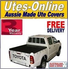 Utesonline - TOYOTA Hilux Dual Cab J-Deck August 2005 - 2014 Ute Tonneau Cover