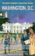Washington, DC (Mystery Reader's Walking Guide) Dale, Alzina Stone Paperback