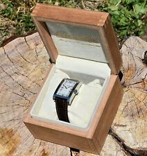 orologio EBERHARD Les Grandes Courbées 2006 in perfette condizioni con scatola