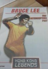 Hong kong legends dvd Bruce Lee intercepting fist