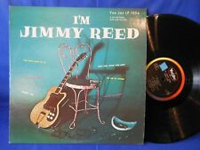 JIMMY REED I'M VEEJAY LP 1004 ORIG USA EXC+